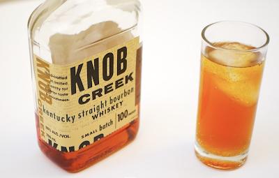 Knob Creek Black Sugar Ginger Ale