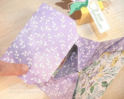 no cut folded box for new at SU 4