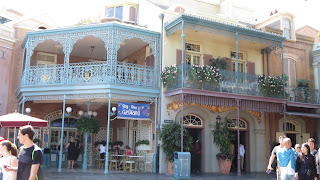 New Orleans Square Disneyland Resort