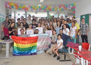 Inclusão e respeito: Unidade de Saúde da Família ganha Selo Amiga LGBT+