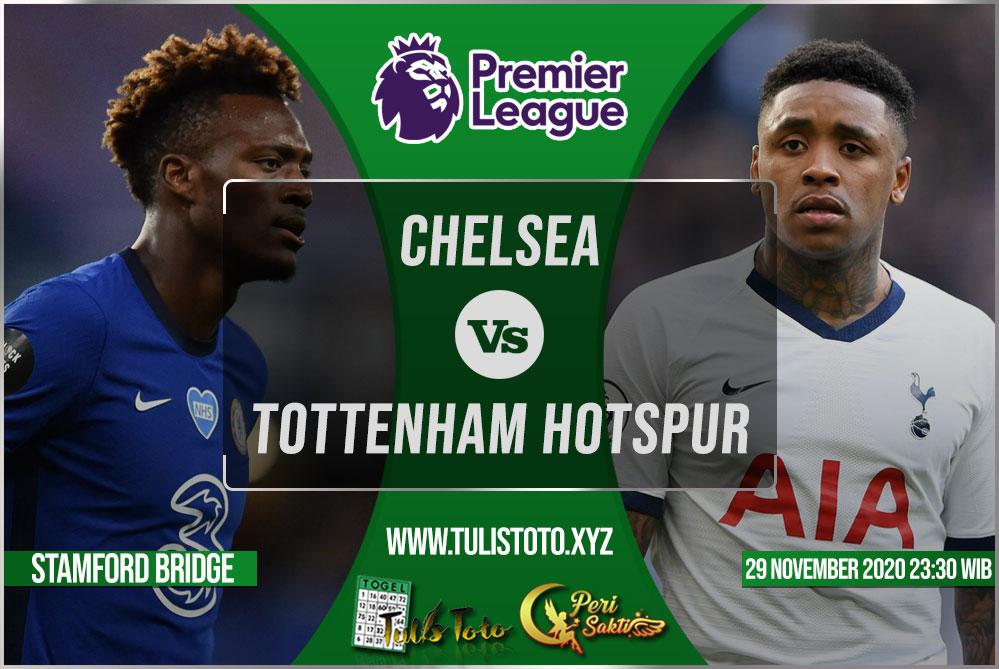 Prediksi Chelsea vs Tottenham Hotspur 29 November 2020