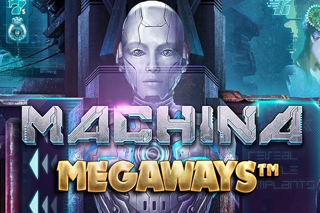 ULASAN SLOT MEGAWAYS MACHINA (RELAX GAMING)