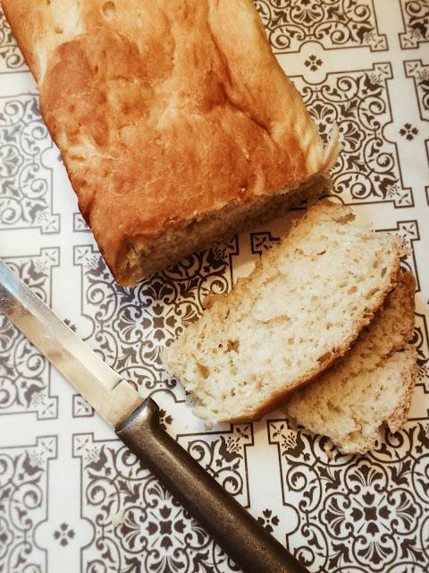 Bake Like a Pioneer: Hannah's Sourdough Bread Recipe