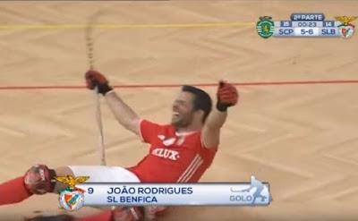 Benfica Hóquei Patins João Rodrigues