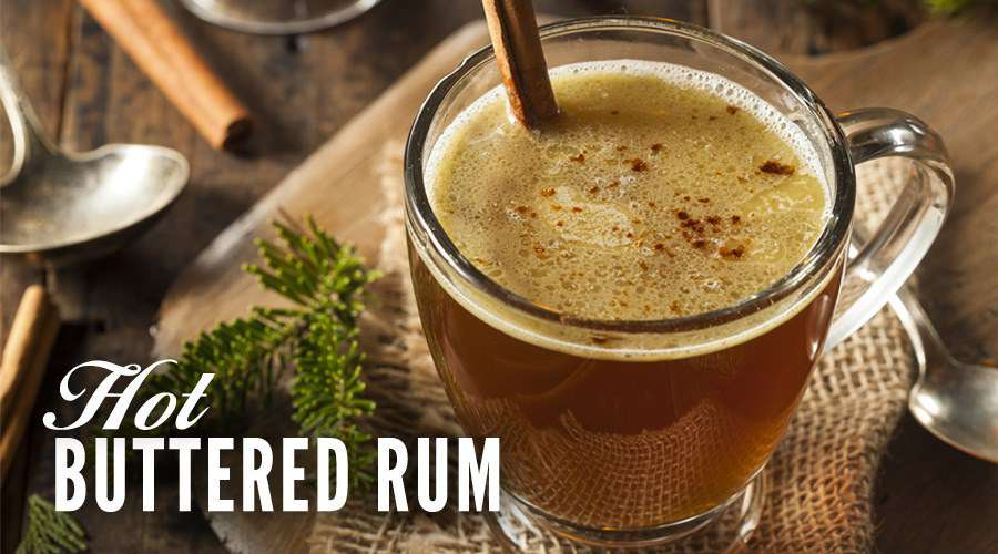 National Hot Buttered Rum Day Wishes Unique Image