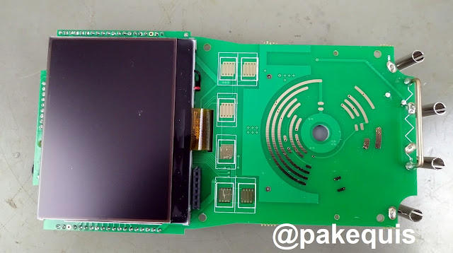 Multímetro Mustool MDS8207 LCD