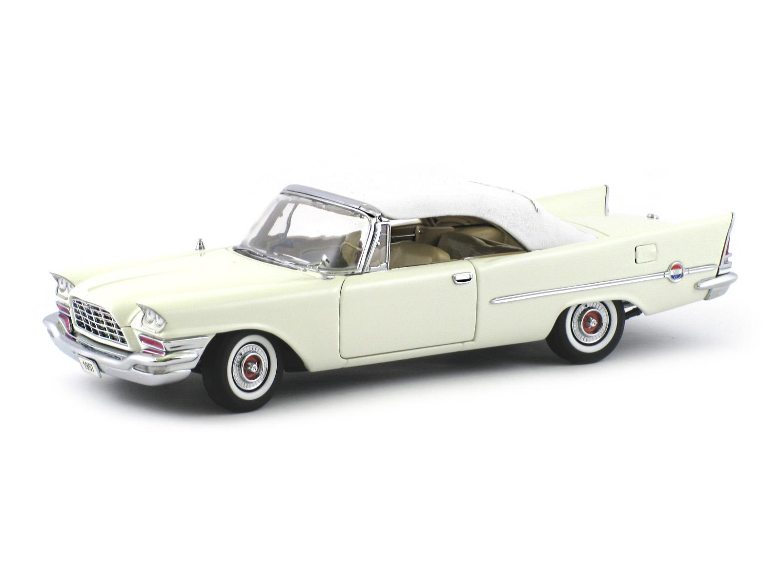 1957 Chrysler 300 Convertible Danbury Mint