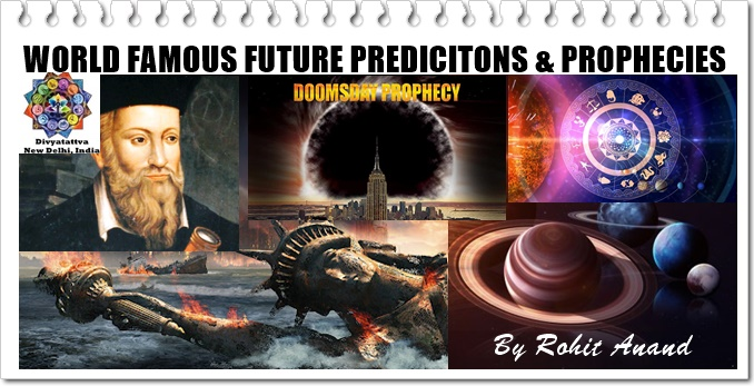 Astrology Future Predictions Prophecy Horoscopes Of India USA China Europe