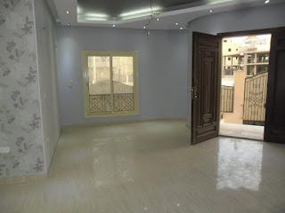 شقة للايجار بالياسمين التجمع الاول ارضى بحديقة 200 م ناصية بالقاهرة الجديدة