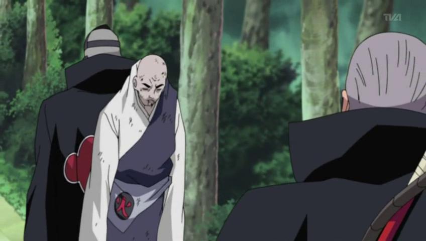 Universo Otome/Otaku: Resumo Naruto Shippuden 3° Temporada