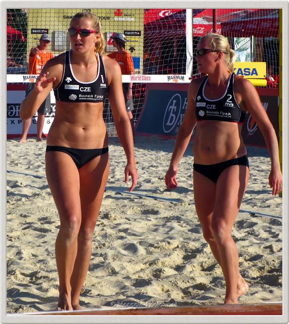 Hana Klapalova & Lenka Hajeckova (CZE)