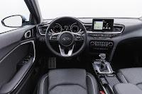 Kia Ceed Hatchback (2018) Dashboard