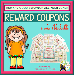 https://www.teacherspayteachers.com/Product/Reward-Coupons-2103250