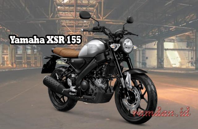 Yamaha XSR 155 Motor Clasic Dengan Fitur Modern