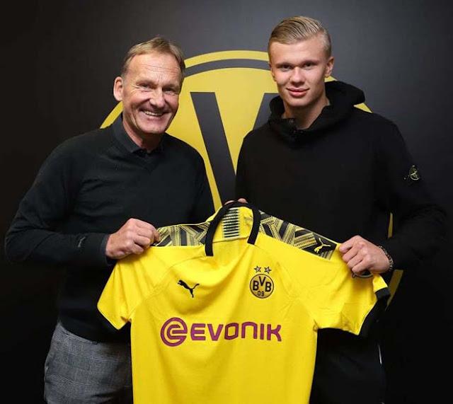 Cú sốc cho MU: Cỗ máy săn bàn Haaland chính thức chọn Dortmund
