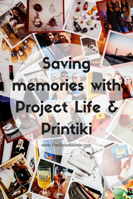 Saving memories with Project Life and Printiki