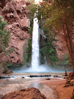 Beaver Falls, Grand Canyon Trek