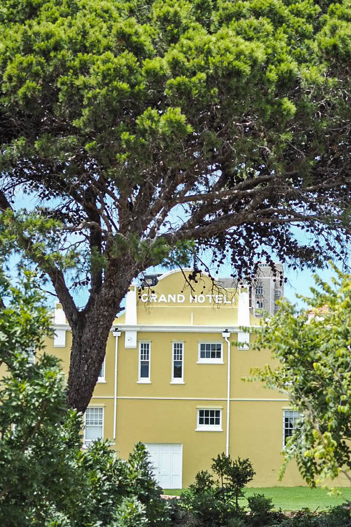 Grand Hotel, Port Elizabeth, South Africa