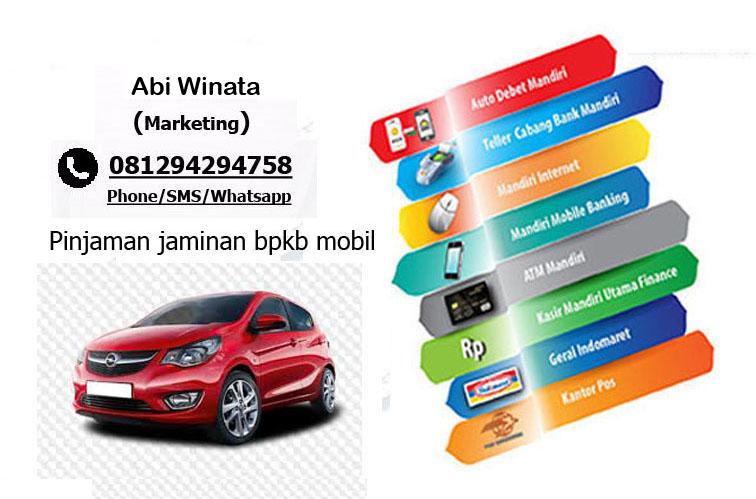 Pinjaman Jaminan BPKB Mobil Bunga Rendah | Pinjaman ...