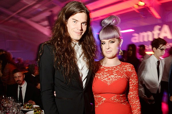 Kelly Osbourne and Matthew Mosshart