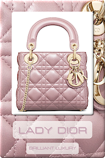 ♦Dior Lady Dior Bags♦New Colors #dior #ladydior #bags #brilliantluxury