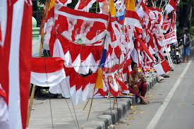 Penjualan Bendera Secara Paksa Dilarang