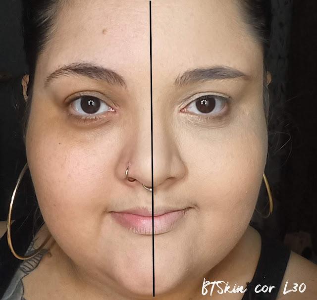 Base BT Skin cor L30 - resenha completa