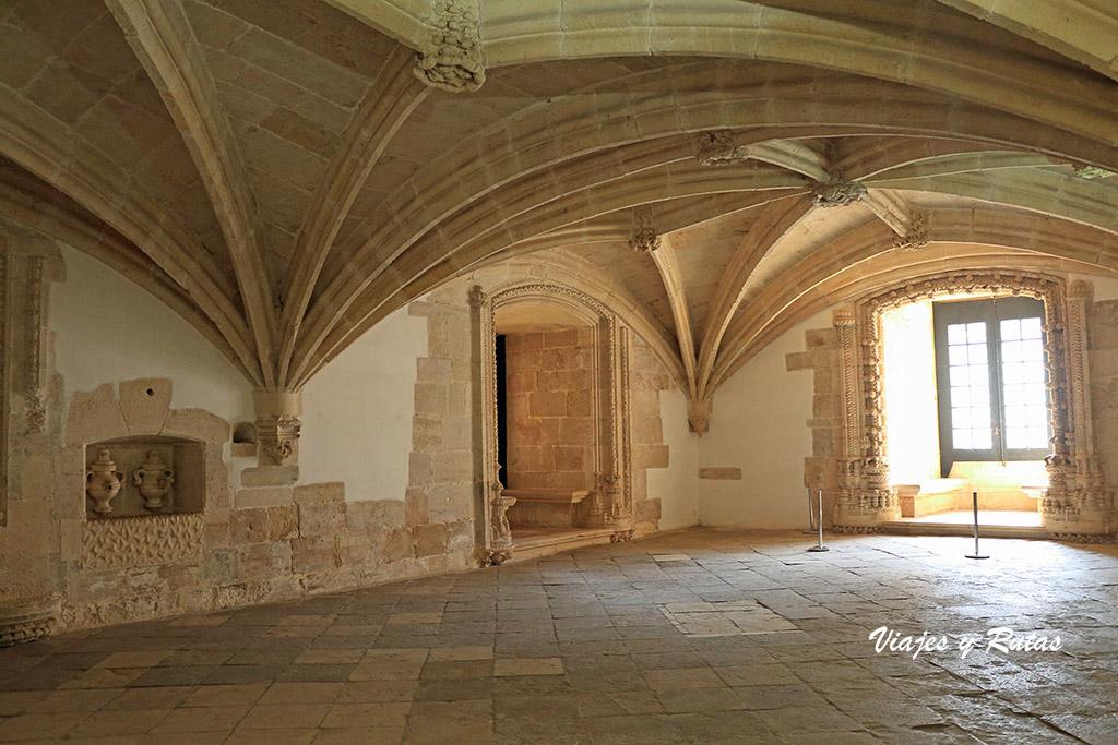 Sotocoro de la iglesia del Convento de Tomar