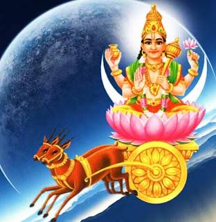 Chandra grah Stotram