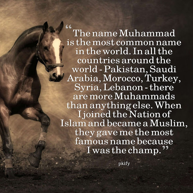 The Name Muhammad Is the Most Common Name in the World in All the Countries Around the World  Pakistan, Saudi Arabia, Morocco, Turkey, Syria, Lebanon  Famous Quotes