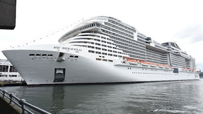 Carnival Cruise Ship Warns Passengers They May Have Been Exposed to Coronavirus