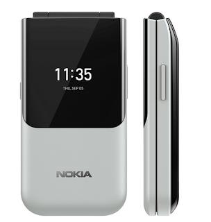 Cara Screenshot Nokia 2720 flip New dengan Cepat dan Mudah