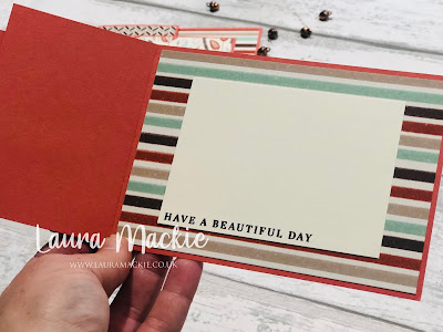 Stampin up Gilded Autumn