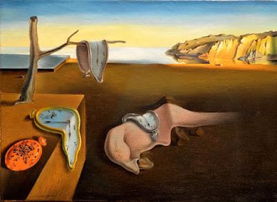 pintura de Salvador Dalí