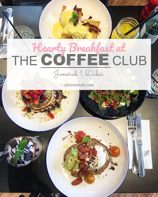 The Coffee Club Review