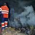 Πυρκαγιά στο δασόκτημα Ισενλή Θέρμης το βράδυ της Τετάρτης
