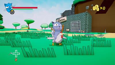 Hobo Cat Adventures Game Screenshot 6