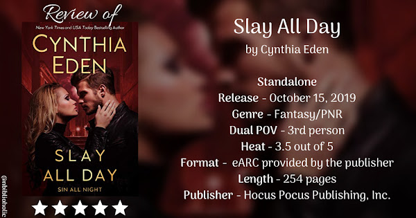 SLAY ALL DAY by Cynthia Eden