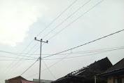 Kebakaran Terjadi di Koto Tuo Pulau Tengah Pagi Ini...!!