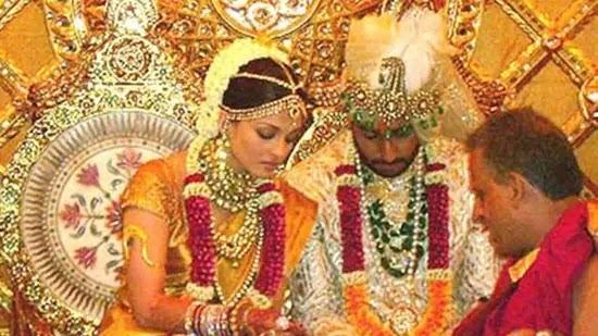 अभिषेक बच्चन ने क्या किया जब उन्हे मिली उनकी शादी की मॉर्फ्ड इमेज