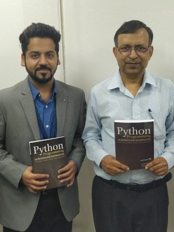 Python programming by Sheetal Taneja and Naveen Kumar
