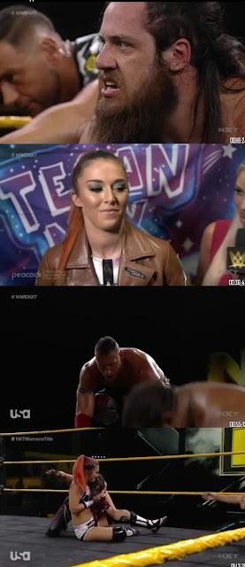 WWE NXT HDTV 480p 15th Jul 2020 300MB || 7starhd