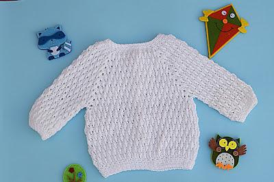 4 - Crochet Imagenes Chaqueta a crochet para niño muy fácil y sencilla por Majovel Crochet.
