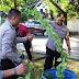 Jelang HUT Bhayangkara -73, Personil Polres Selayar Gelar Bakti Sosial