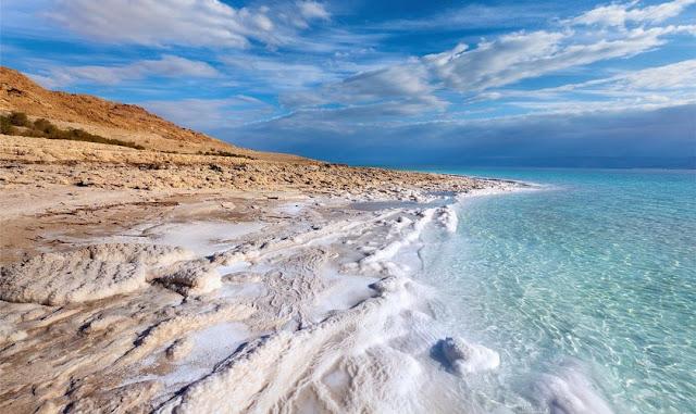 Cumprindo profecia bíblica, Mar Morto está voltando à vida
