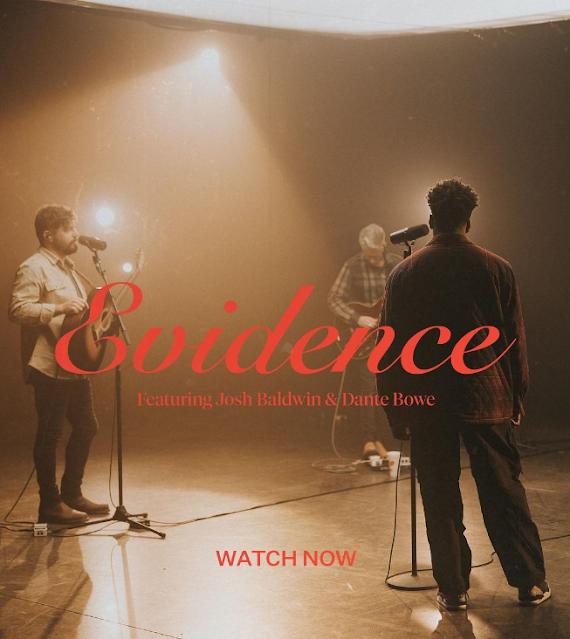 Audio: Josh Baldwin – Evidence (Live) feat. Dante Bowe