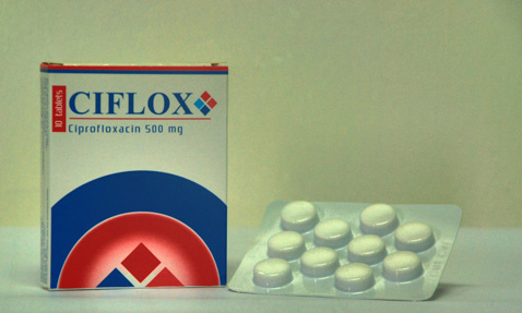 سيفلوكس Ciflox مضاد حيوى واسع المدى
