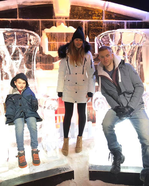Hyde Park's Winter Wonderland Magical Ice Kingdom 2019