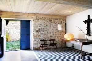 Moretti architect interior design arredamento rustico o for Casa design moderno