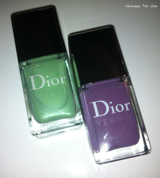 Dior Garden Party Collection (Spring 2012) 3 Couleurs Smoky Palette